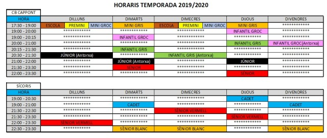 EntrenamentsT19-20